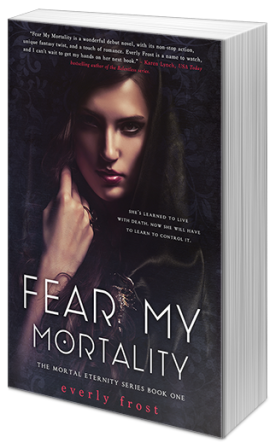Fear My Mortality Cover
