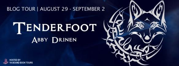 Tenderfoot tour banner
