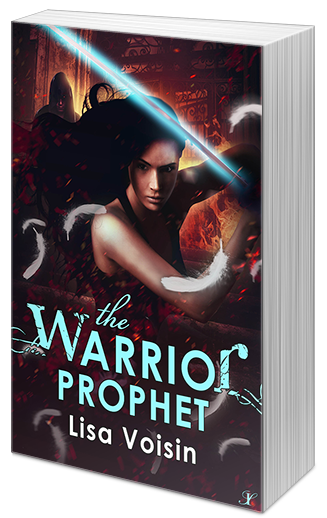 The Warrior Prophet Cover