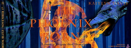 The Phoenix Born blitz banner