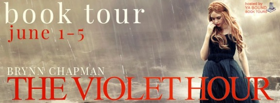 the violet hour tour banner