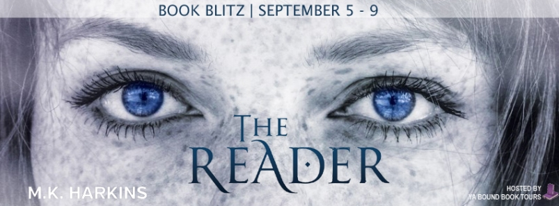 The Reader blitz banner
