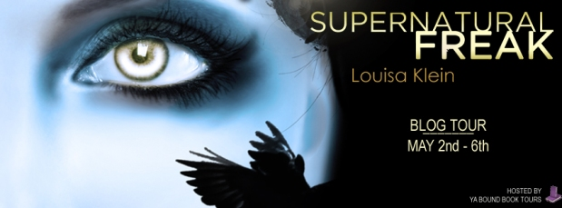 Supernatural Freak tour banner