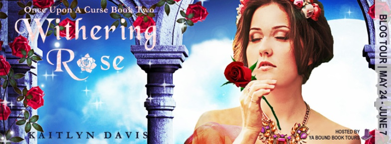 Withering Rose TOUR banner