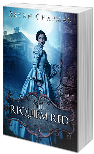The Requiem Red Cover
