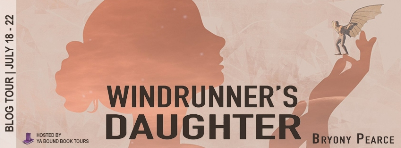 windrunner's daughter tour banner