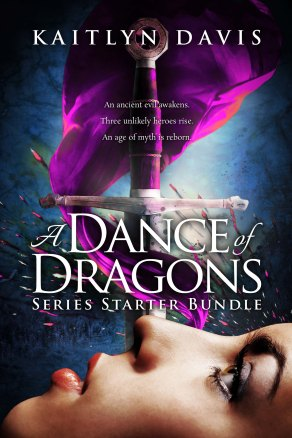 Dance of Dragons Series Starter Bundle