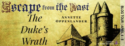 Escape from the past the dukes wrath tour banner