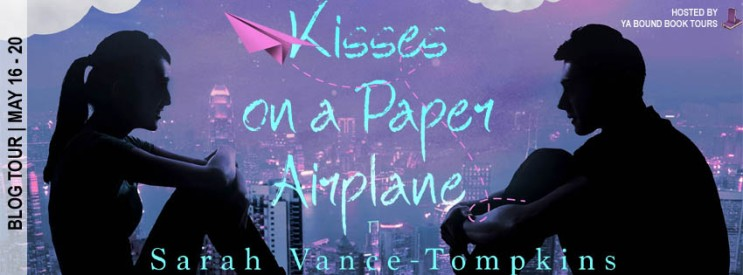 Kisses on a Paper Airplane tour banner