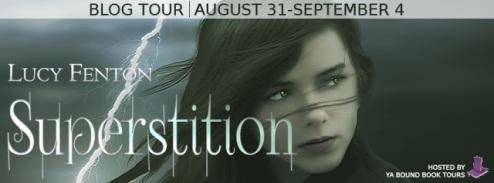 Superstition Tour Banner