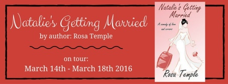 Natalie's Getting Married Banner