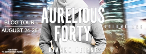 Aurelious Forty tour banner new
